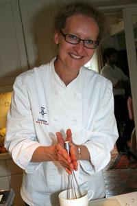 Hélène Ozeki Chef à domicile L'assiette aux 4 Vents