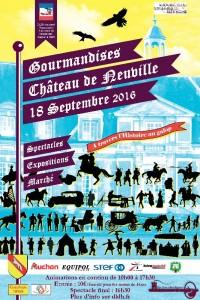 Journées du Patrimoine - Gourmandises au Château de Neuville